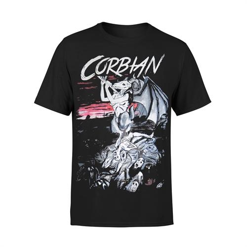 Corbian - Supremacy Of Fire, T-Shirt