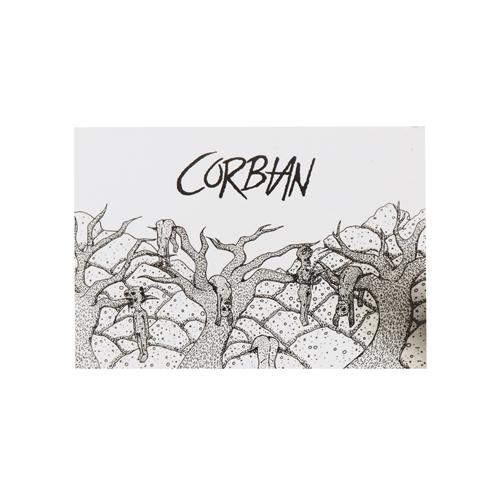 Corbian - Logo 2 , Aufkleber