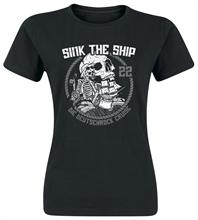 Sink The Ship -  Bundle Girl Shirt + Ticket